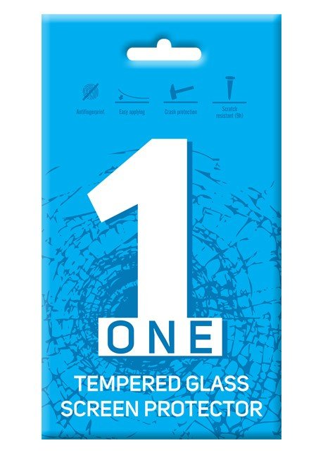 TEMPERED glass screen protector for Xperia L1 Transparent