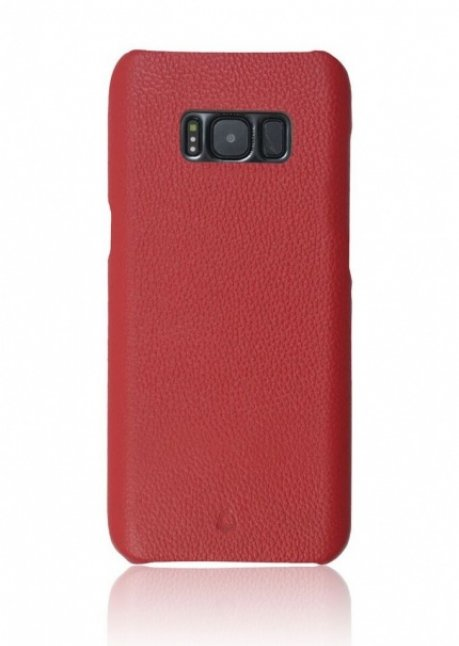Back cover Absolute for Galaxy S8 Red