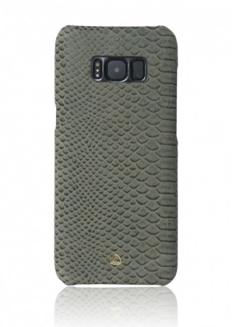 Back cover Wild for Galaxy S8 Plus Grey