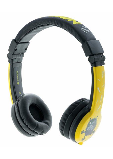 BP-STINKY-01-K BuddyPhones Foldable Moomin Stinky Yellow